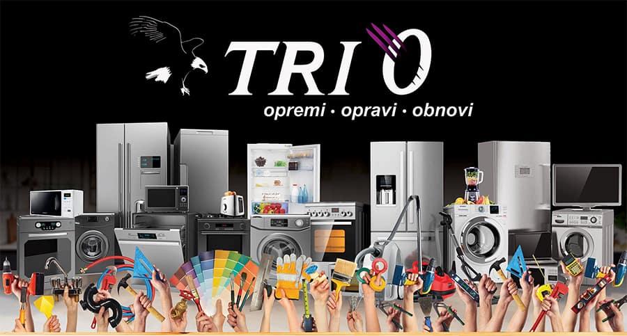"""Tri """"O"""" u shopping centru Karaburma"""