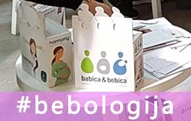 """Školica roditeljstva """"Bebologija"""" u šoping centru Karaburma"""