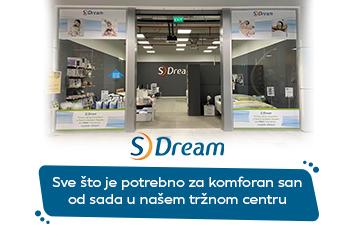 Otvorena S Dream radnja